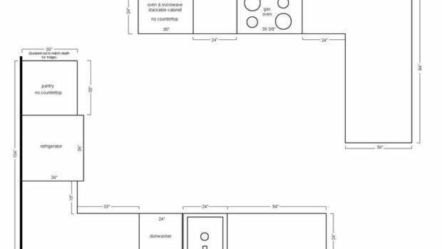 Kitchen Layout Design Guide Blueprints Kitchens