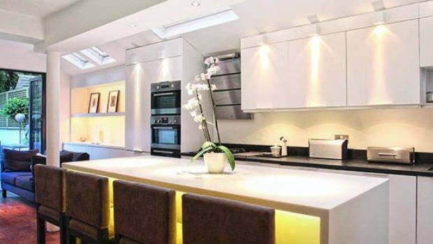 Kitchen Lighting Ideas Modern