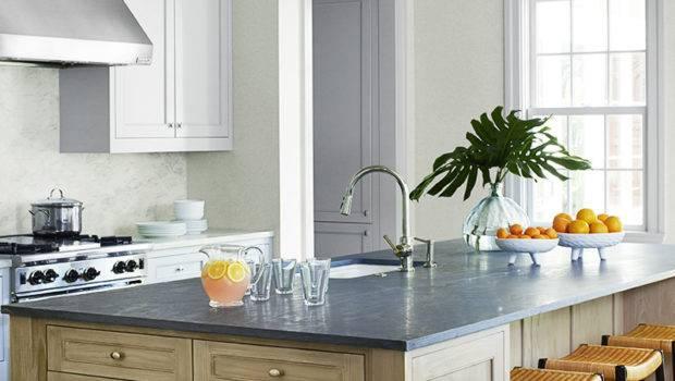 Kitchen Paint Colors Light Cabinets Diy Ideas