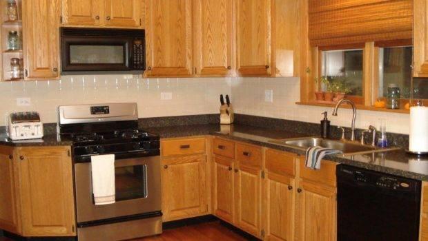 Kitchen Paint Colors Oak Cabinets Motivate