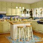 Kitchen Paint Old Cabinets Ideas Colors