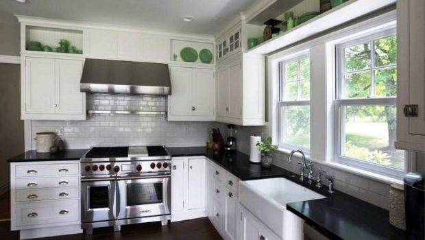 Kitchen Small Paint Colors White Cabinets