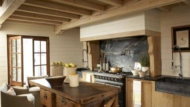 Kitchen Styles Nature Country Design Ideas