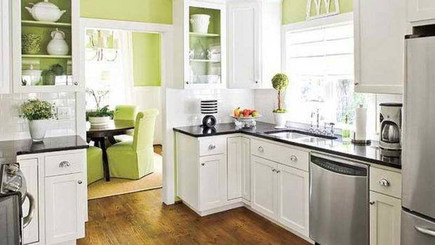 Kitchen Wall Decorating Color Benefits
