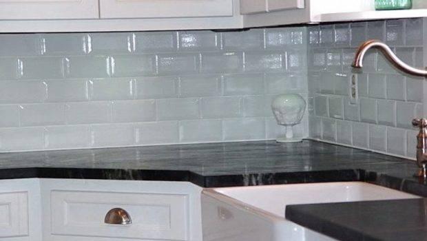 Kitchen White Subway Tile Backsplash Ideas