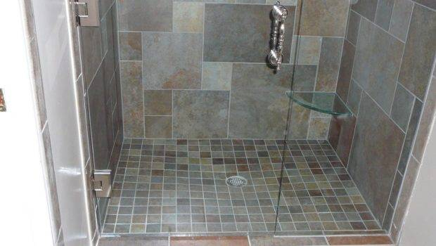 Knapp Tile Flooring Inc Custom Shower