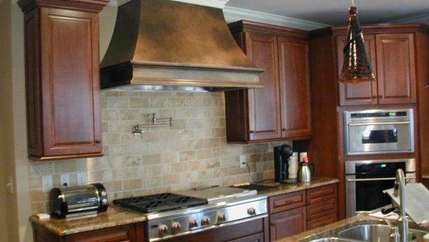 Kraftmaid Kitchen Custom Hood Cardinal Cabinetworks Inc