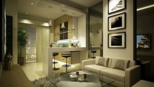 Kumpulan Contoh Desain Apartemen Kecil Terbaru