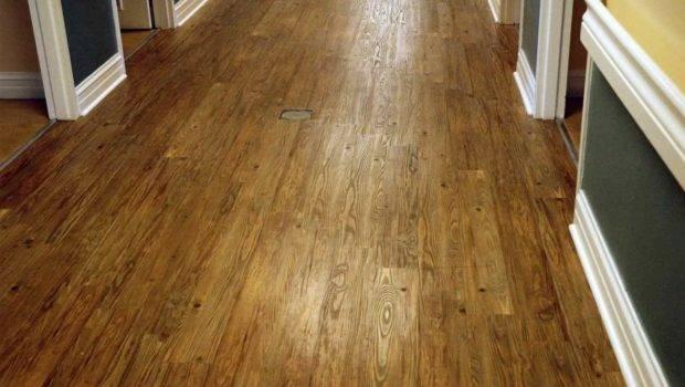 Laminate Flooring Made Comprised