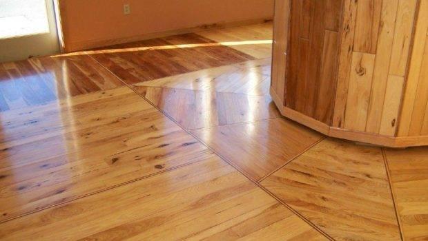 Laminate Flooring Versus Hardwood Wood