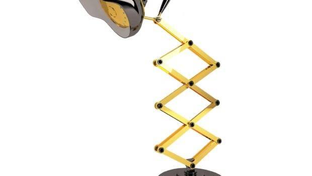 Lamp Retro Design Oversized Shades Lighting Styles