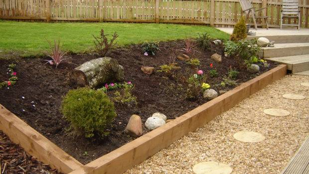Lanarkshire Garden Design Landscaping Services