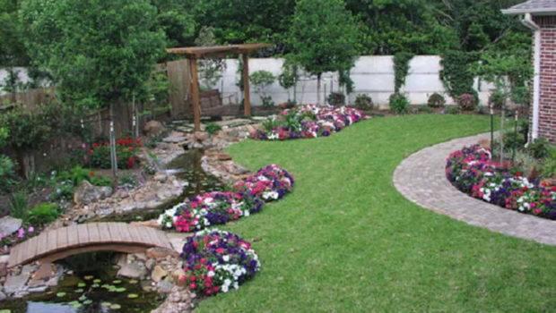 Landscaping Backyard Design Ideas Budget Amazing