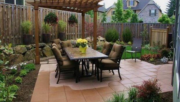 Landscaping Backyard Ideas