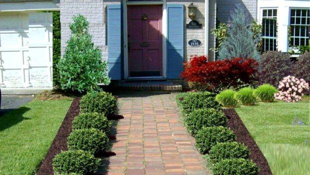 Landscaping Ideas Front Yard Small House Landscape