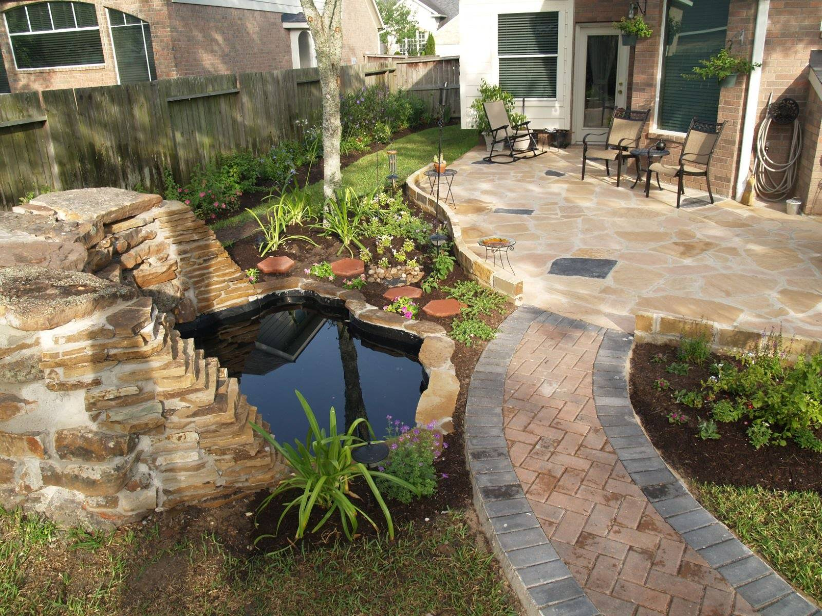 Landscaping Ideas Small Front Yard Youtube - Cute Homes ...