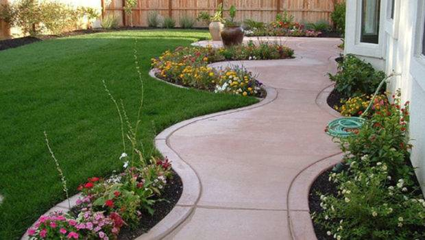 Landscaping Ideas Small Yard Backyard Design