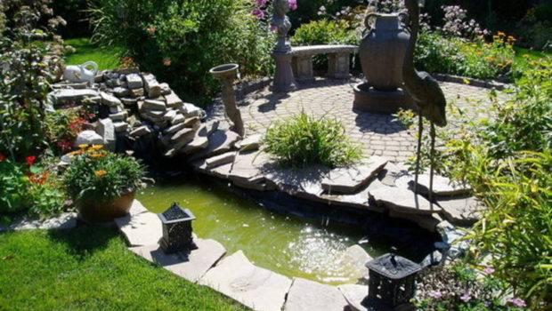 Landscaping Ideas Small Yard Backyard
