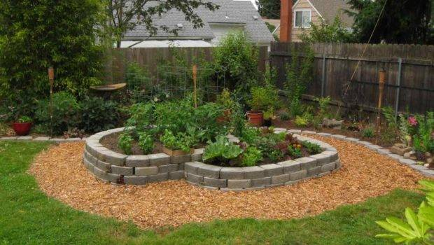 Landscaping Yard Design Midcentury Landscape Small Garden