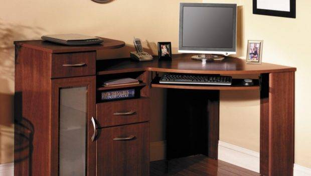 Laptop Computer Desks Small Spaces Homezanin Plus