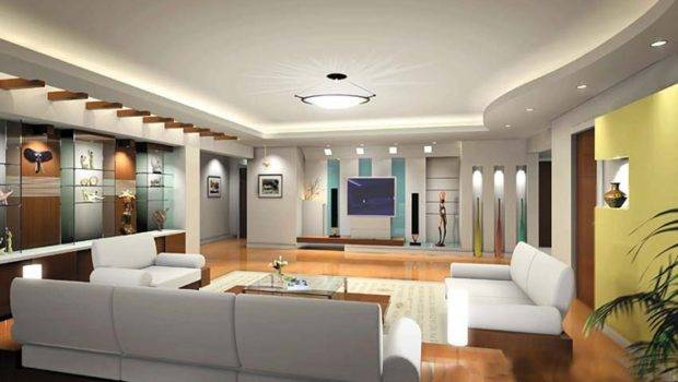 Large Living Room Design Ideas Theater Luxurious