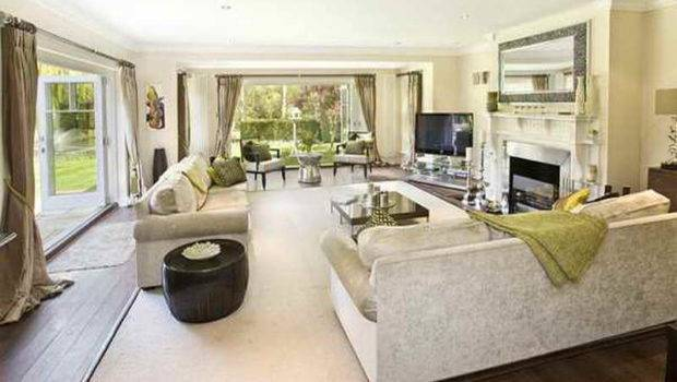 Large Living Room Ideas Decorating