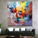 Latest Cheap Abstract Metal Wall Art