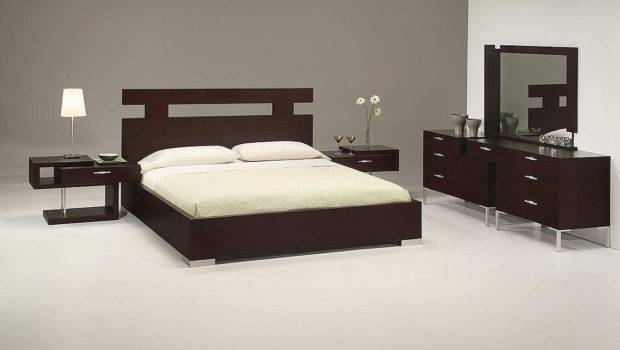 Latest Furniture Modern Bed Design