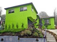 Latest Home Design Trends Green Color