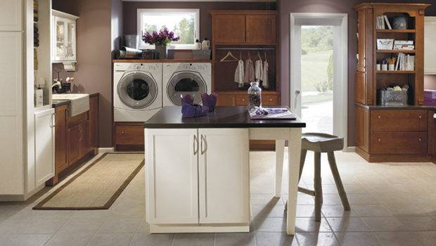 Laundry Room Cabinets Kemper Cabinetry