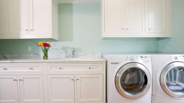 Laundry Room Sink Cabinet Decorating Ideas Hallways