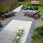 Lawn Garden Modern Design Cool Backyard Ideas