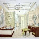 Layouts Bathroom Master Layout Ideas Plus