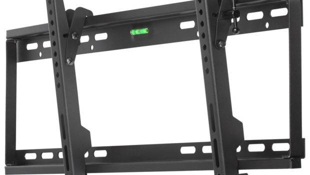 Lcd Led Plasma Dual Hook Flush Tilt Wall Mount