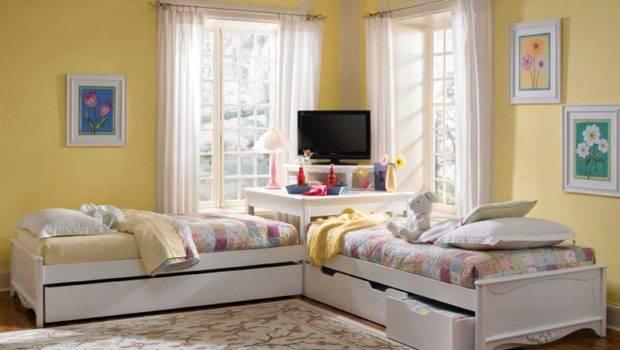 Lea Haley Corner Bed Collection Kids Bedroom Sets