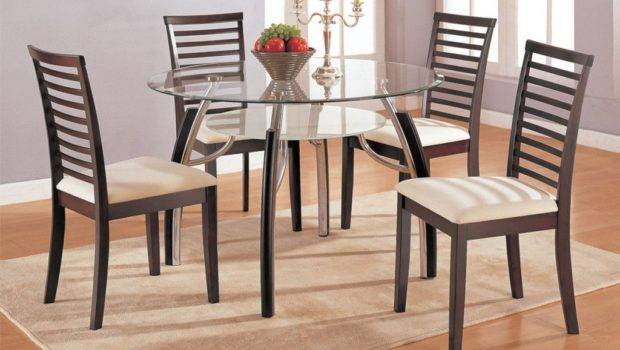 Lean Simple Dining Table Chairs Designs