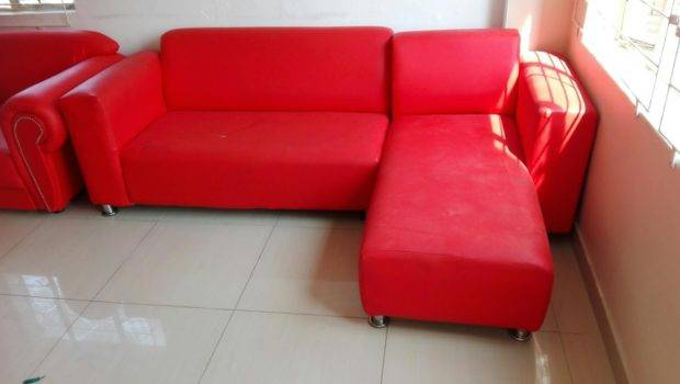 Leather Shaped Plus Seater Matching Coffee Table Musgrave