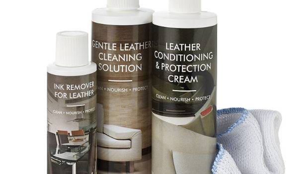 Leather Sofa Care Kit Upholstery Cleaning Fabric
