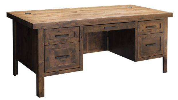 Legends Furniture Sausalito Wky Executive Desk