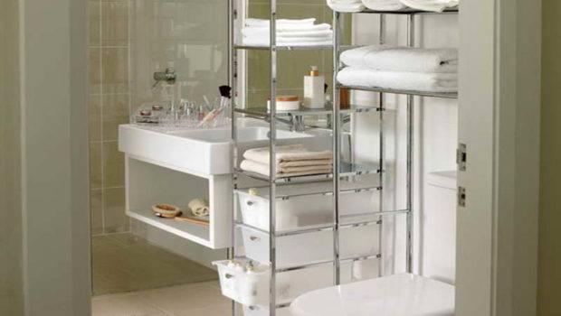Lesage April Bathroom Narrow Storage Ideas