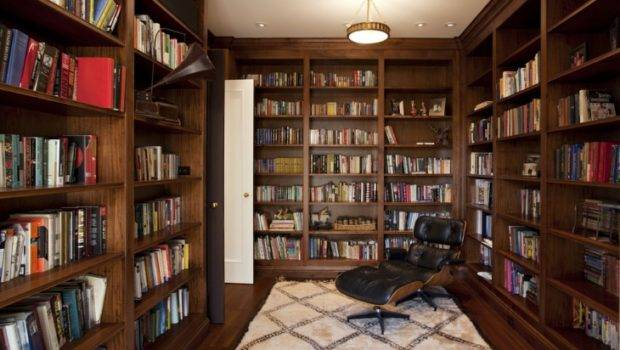 Library Interior Designs Ideas Design Trends