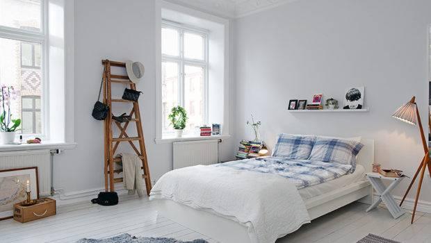 Light Bright Truly Swedish Bedroom Interior Design