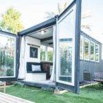 Light Filled Shipping Container House Cost Just