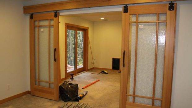 Lil House Payne Space Saving Altneratives Interior French Doors