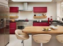 Linear Shaped Kitchen Harvey Jones