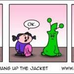 Link Comic Hang Jacket