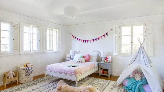 Little Girl Playful Bedroom Reveal Emily Henderson