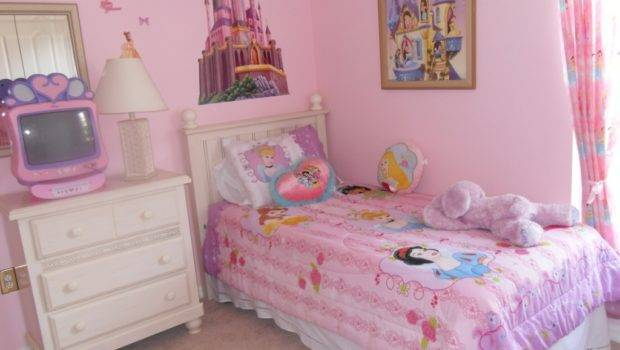 Little Girls Bedroom Room Decorating Ideas