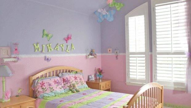 Little Girls Bedroom Style Your Cute Girl Seeur