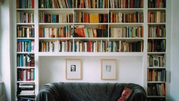 Little Kenyan Home Bookcase Wall Decor